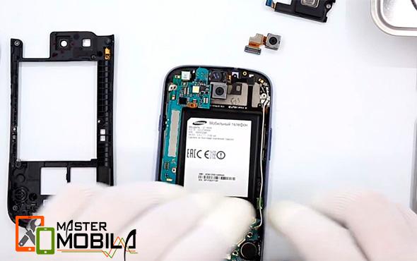 Ремонт-камеры-Samsung-Galaxy3