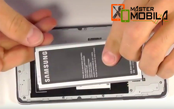 Ремонт-питания-Samsung-Galaxy2