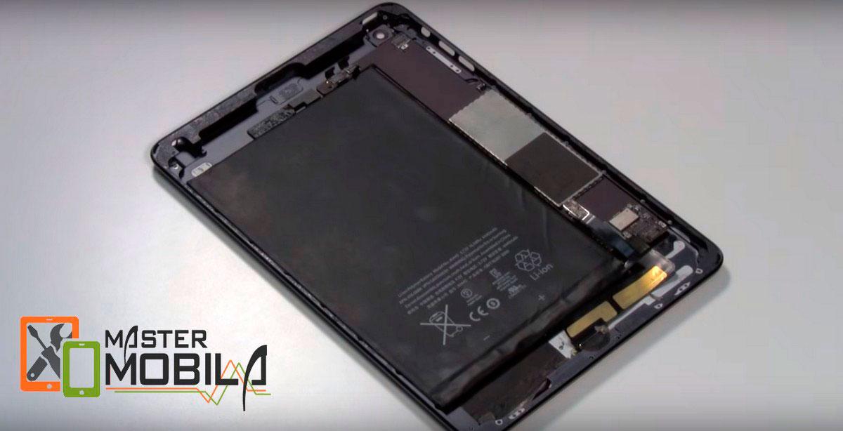 iPad mini 4 ремонт после воды
