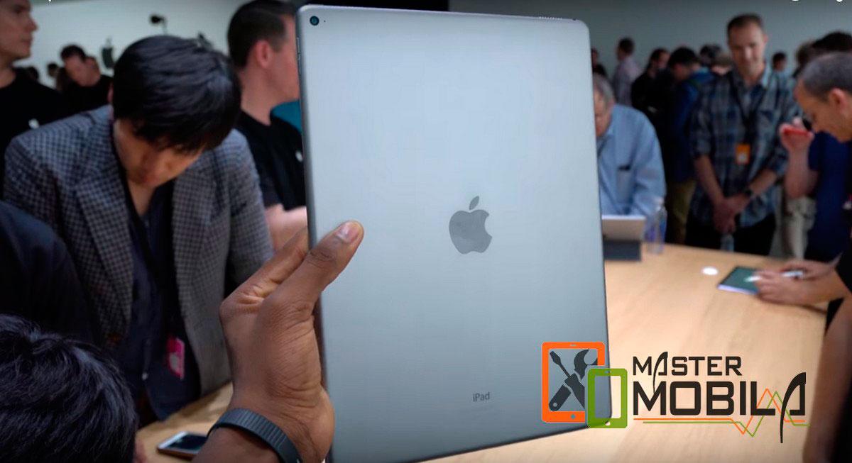 iPad Pro заменить заднюю крышку