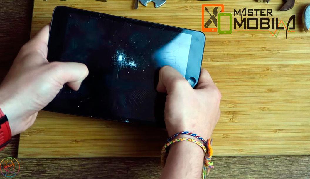 Замена экрана на iPad Pro
