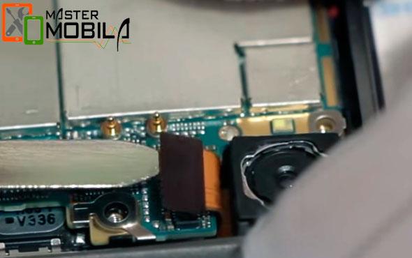 Ремонт камеры Sony Xperia