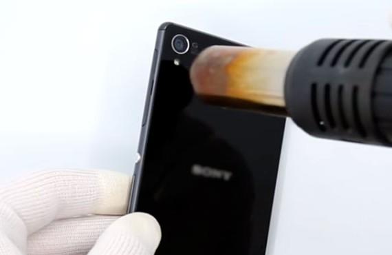 Замена корпуса Sony Xperia