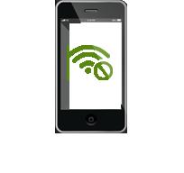 Нет связи смартфона, планшета с интернетом, не работает Wi-Fi