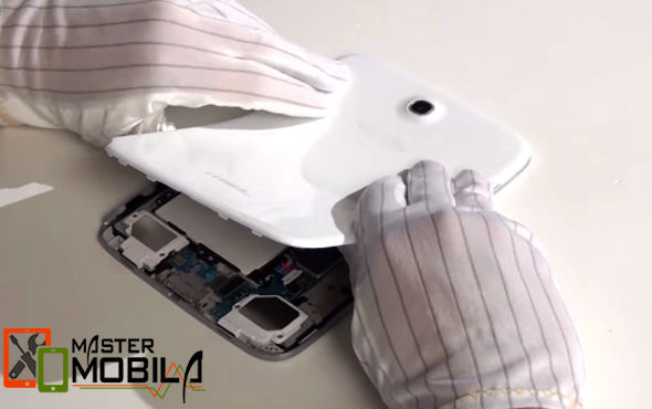 Поменять корпус Samsung Tab