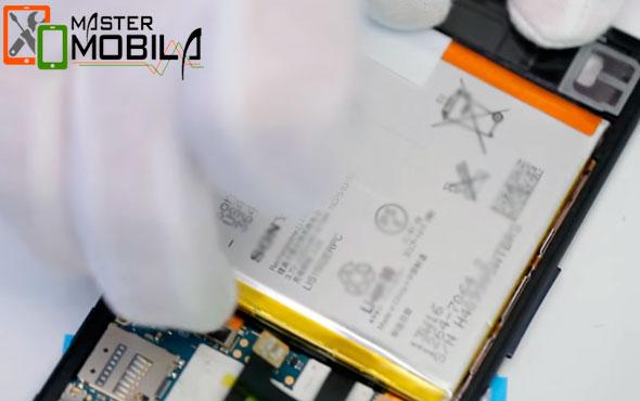 Ремонт аккумулятора Sony