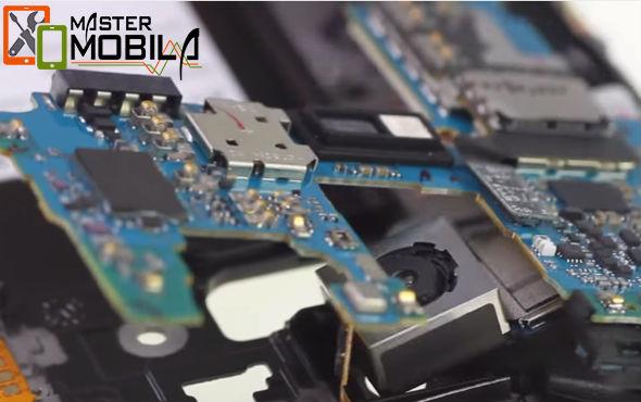 Замена камеры Samsung Note