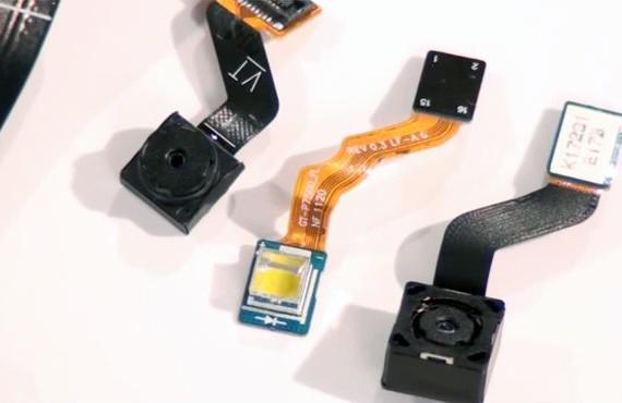 Замена камеры Samsung Tab