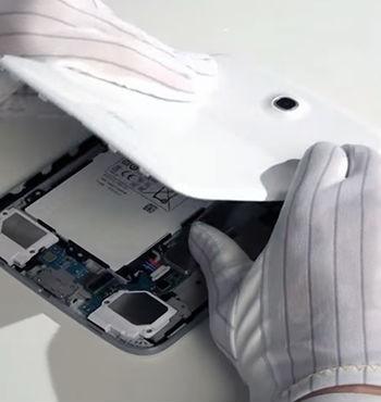 Замена корпуса планшет Samsung