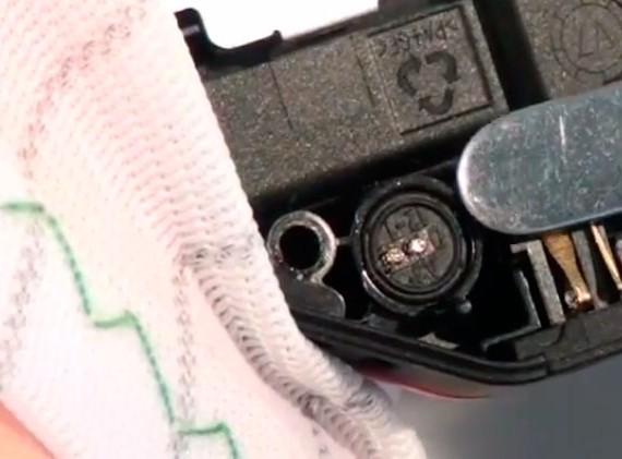 Ремонт микрофона Nokia