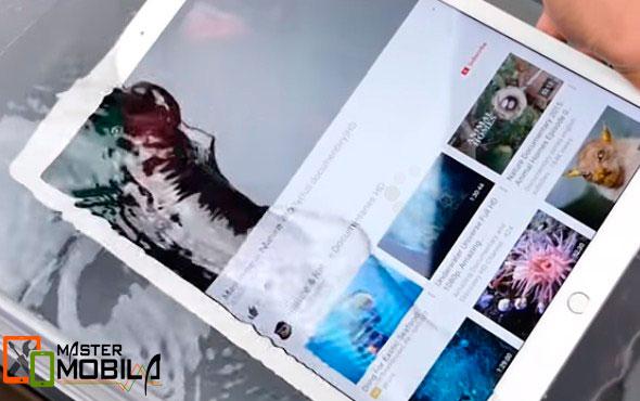 Ремонт после воды iPad