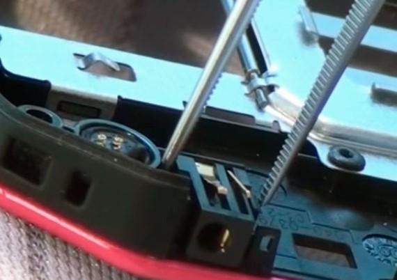 Ремонт разъёма зарядки Nokia