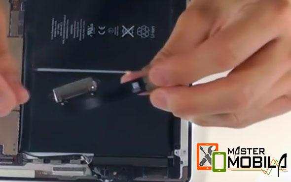 Ремонт разъёма зарядки iPad