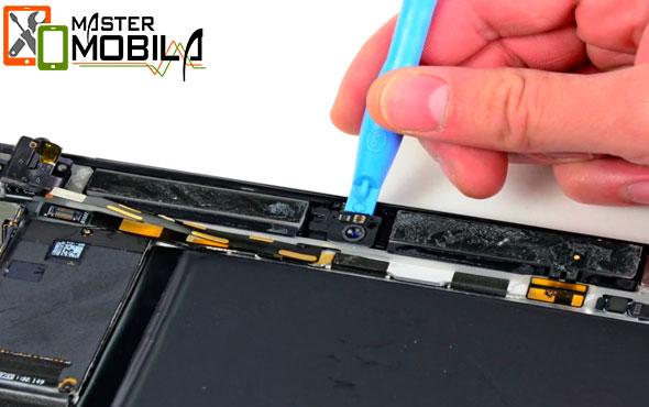 Восстановление камеры iPad