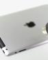 Выравнивание задней крышки iPad