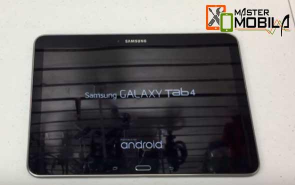 Разблокировать Samsung Tab