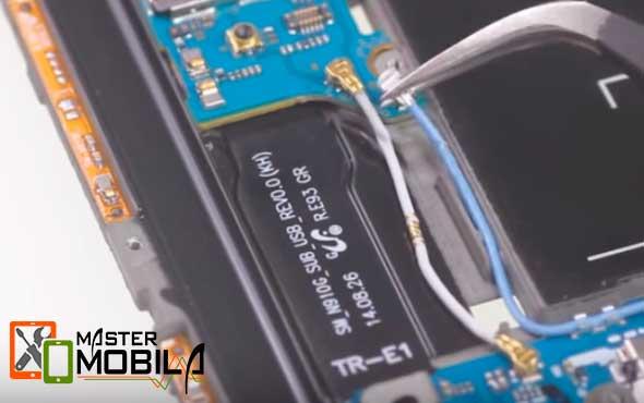 Замена разъема зарядки Samsung Note