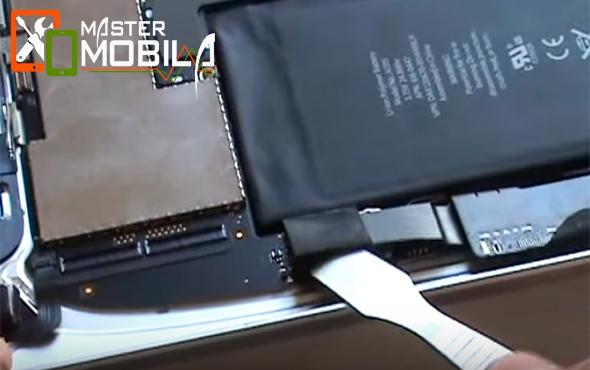 Поменять сим iPad