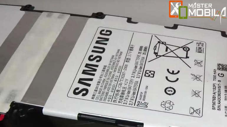 Проблемы с аккумулятором Samsung Galaxy Note 3