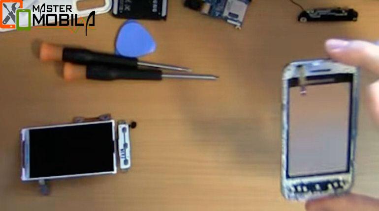 Ремонт дисплея Samsung s5230