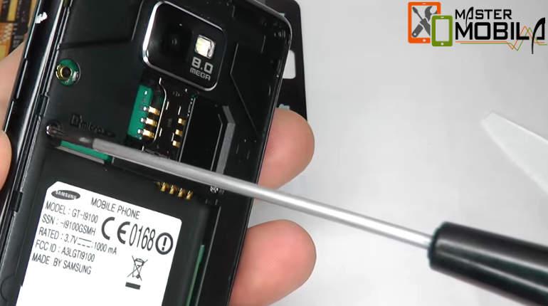 Ремонт мобильных телефонов и смартфонов Samsung