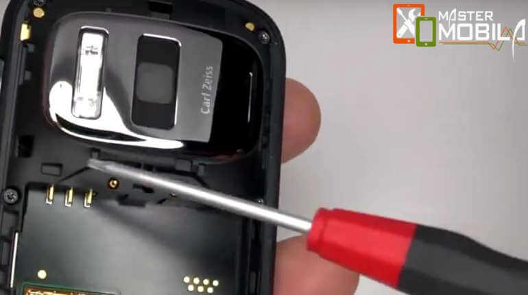 Ремонт Nokia 808