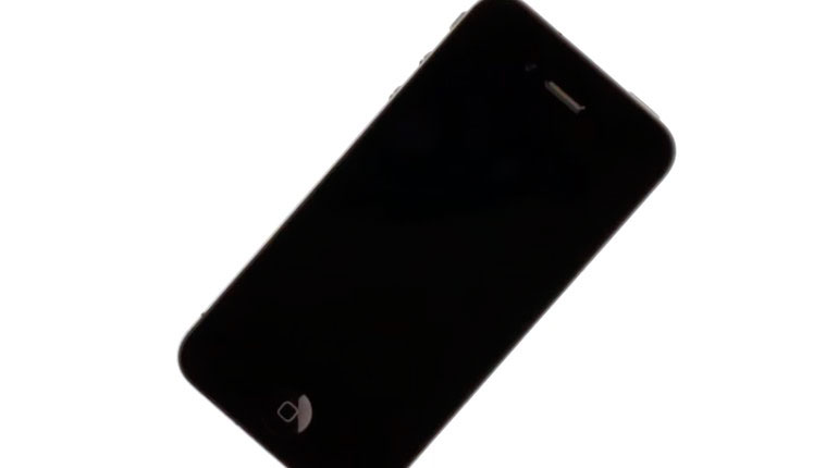 Установка экрана iPhone 4