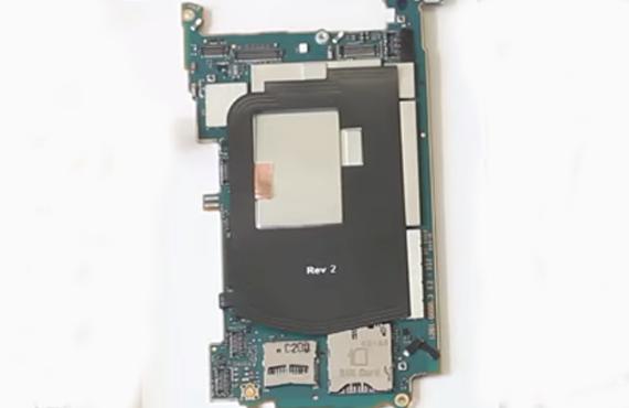 Замена системной платы Sony Xperia