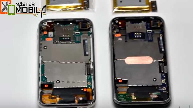 Замена аккумулятора iPhone 5, 3g