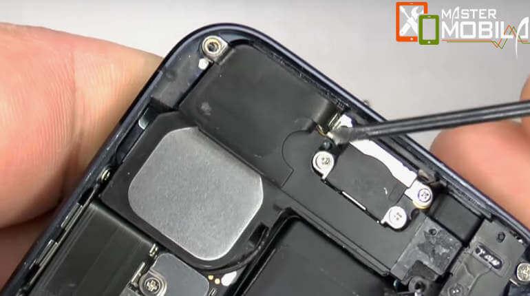 Замена динамика iPhone / Nokia / Samsung мелодии, громкоговорителя