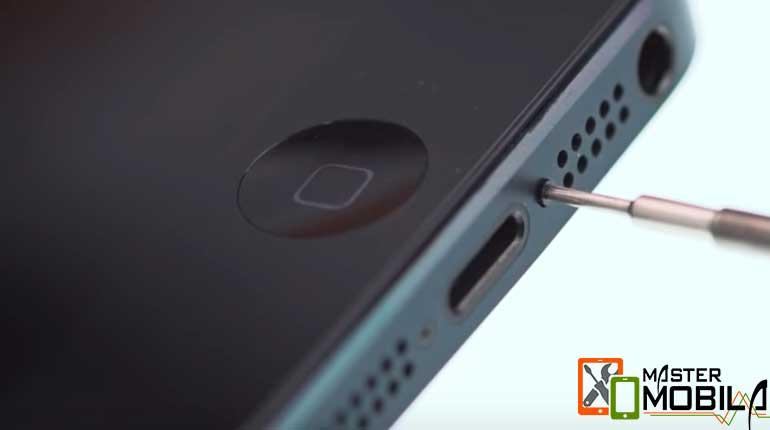Заменить заднюю крышку на iPhone 5s