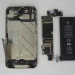 Ремонт разбитого iPhone 4s