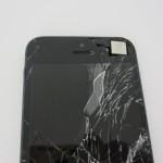 Ремонт разбитого стекла iPhone 5g