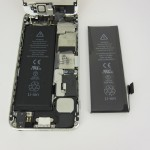 iPhone 5g замена аккумулятора