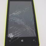 Ремонт разбитого стекла Nokia 520