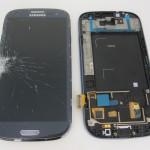 Ремонт разбитого стекла Samsung Galaxy S3